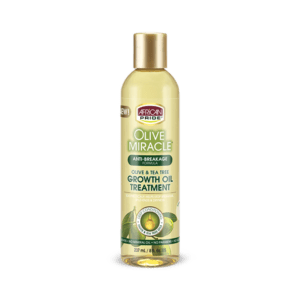 Growth Oil Treatment