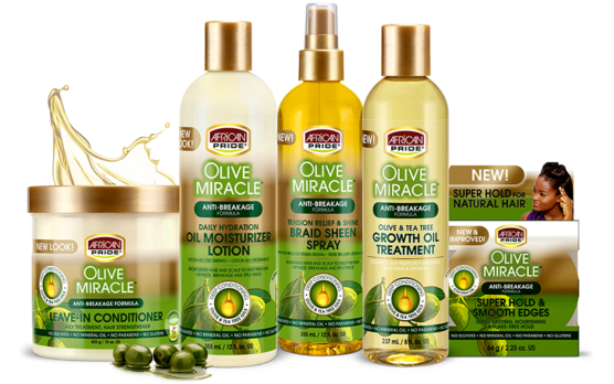 Olive Miracle Collection