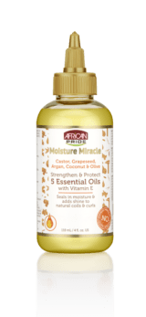 Moisture Miracle Essential OIls